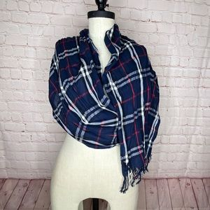 Famous Print Scarf